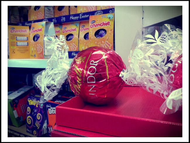 I love my chocolate