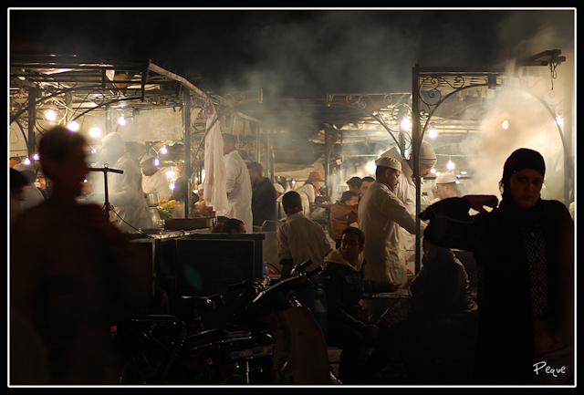 Det lutar åt Marrakech