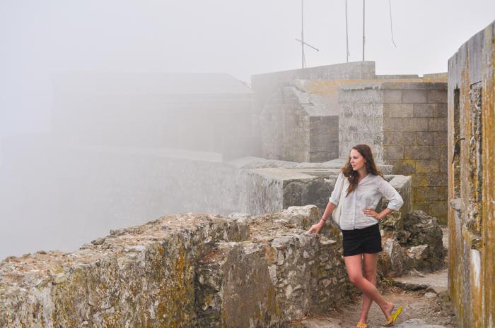 Gibraltarklippan & Uppe i molnen (bokstavligen)