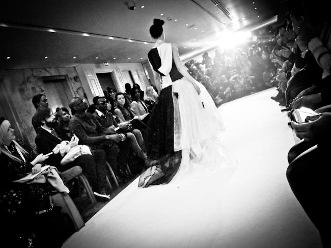 London Fashion Week, nakna rumpor, 22våningar upp & alldeles för mycket tunnelbana