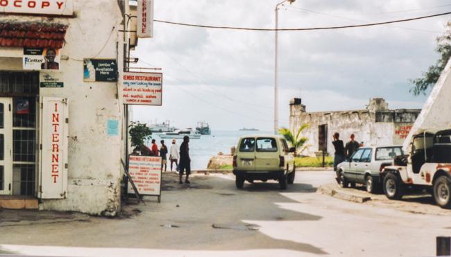 2002- Bilder ifrån Tanzania