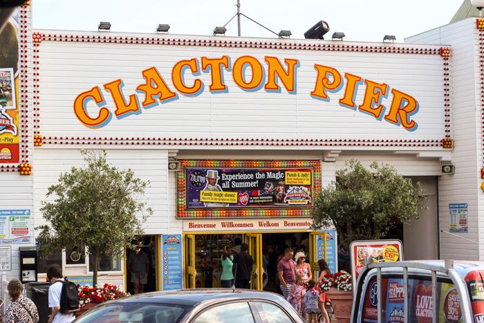 Roadtrip till Clacton Beach- Del 2