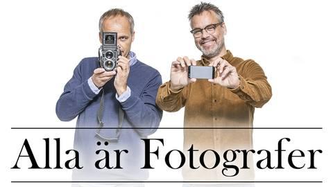 Alla är fotografer