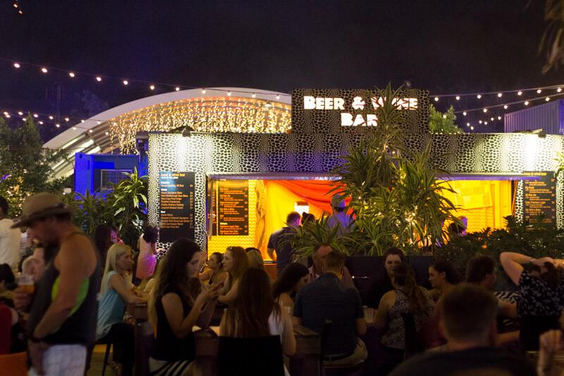 The Best Food Market in Brisbane: Eat Street Markets