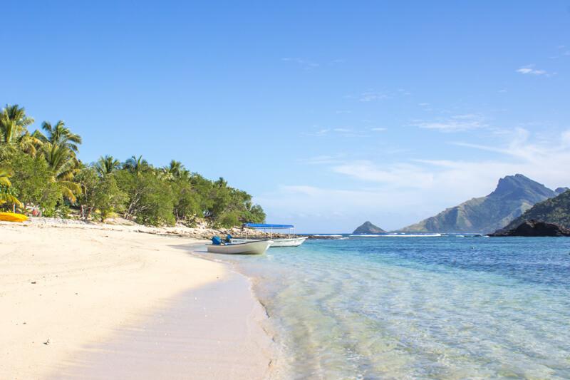 Barefoot Kuata Island: The white beaches, snorkeling & food