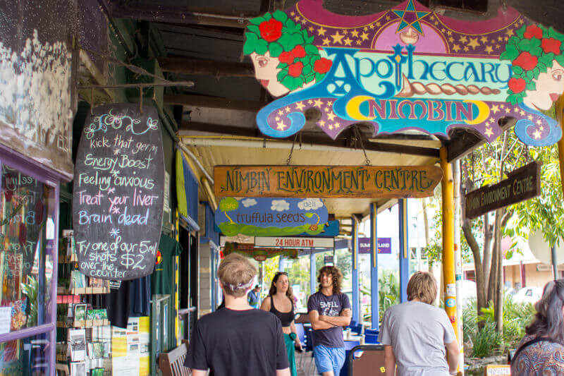 Nimbin: Love, Peace, Hippies & a Happy Coach