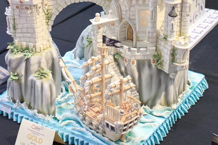 Cake International 2016